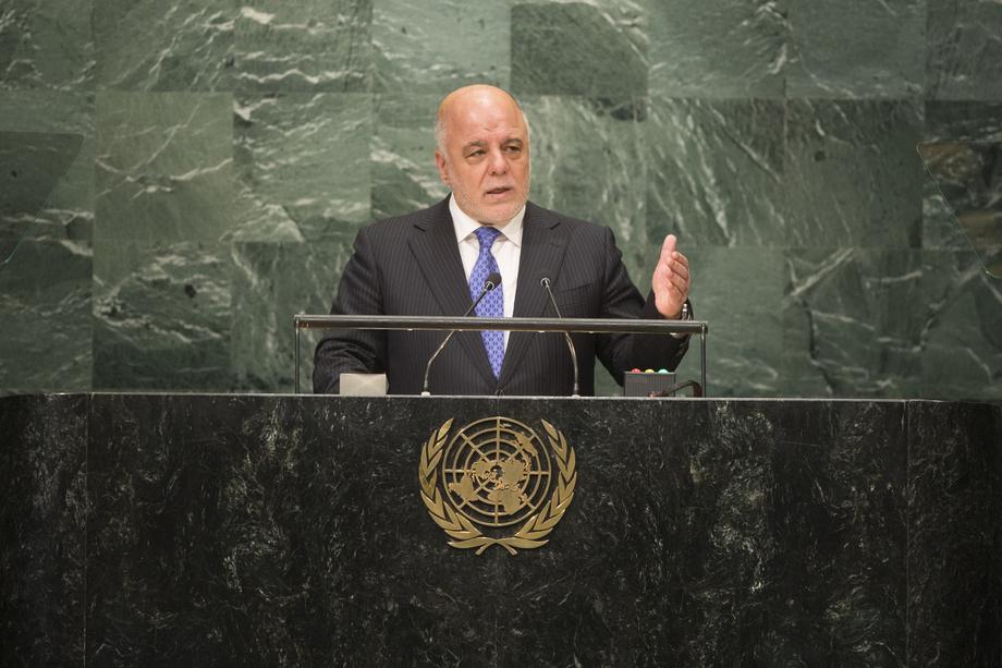 H.E. Mr.Haider Al-Abadi