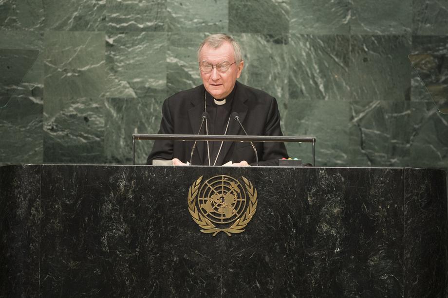 S.E. M.Cardinal Pietro Parolin