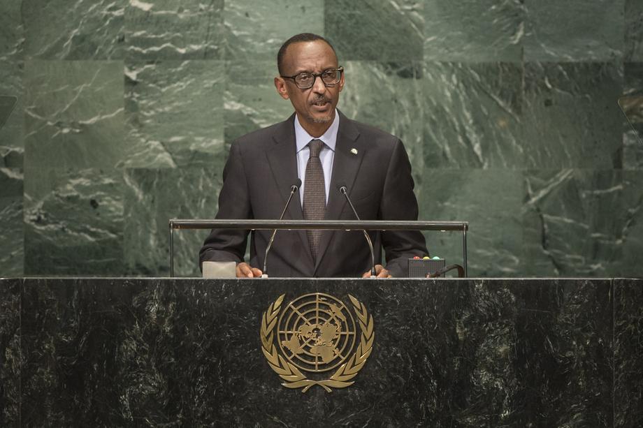 S.E. M.Paul Kagame