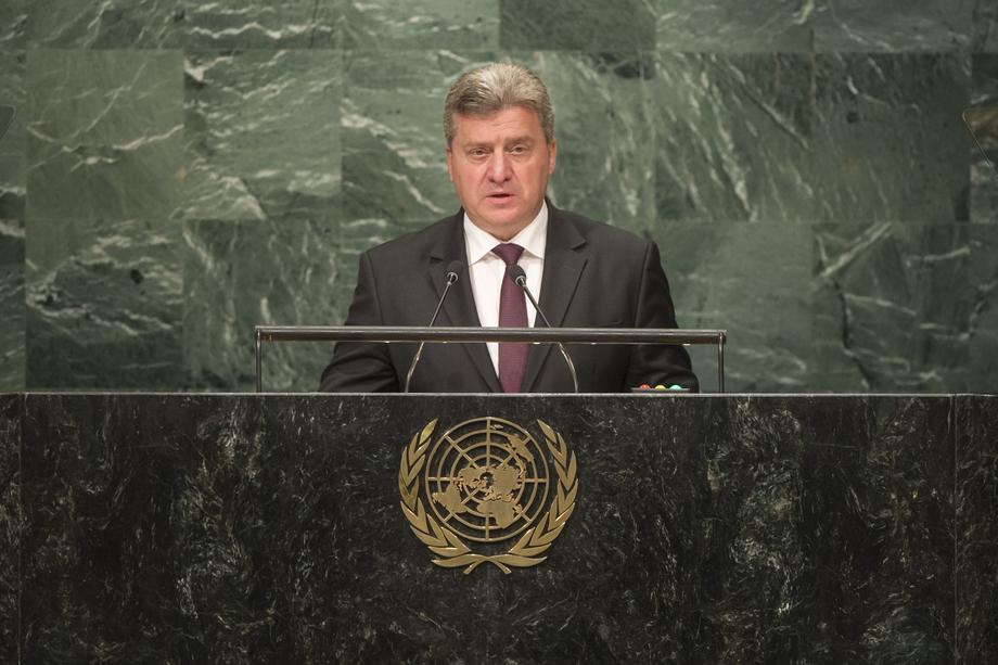 H.E. Mr.Gjorge Ivanov