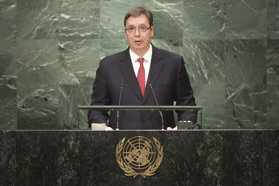 S.E. M.Aleksandar Vučić