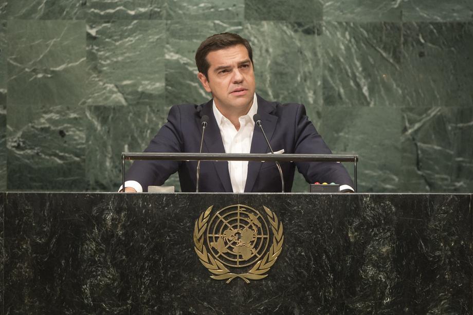S.E. M.Alexis Tsipras