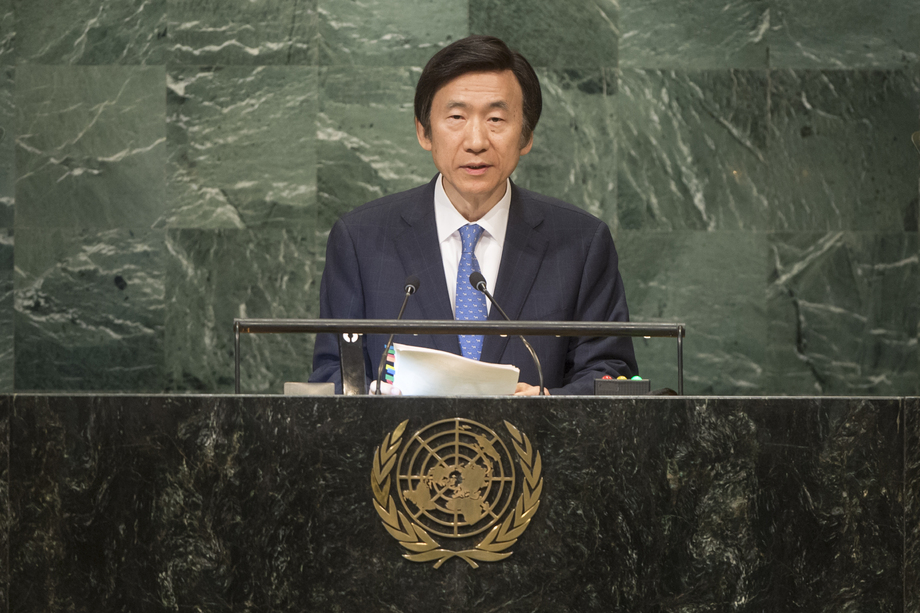 H.E. Mr.Yun Byung-se