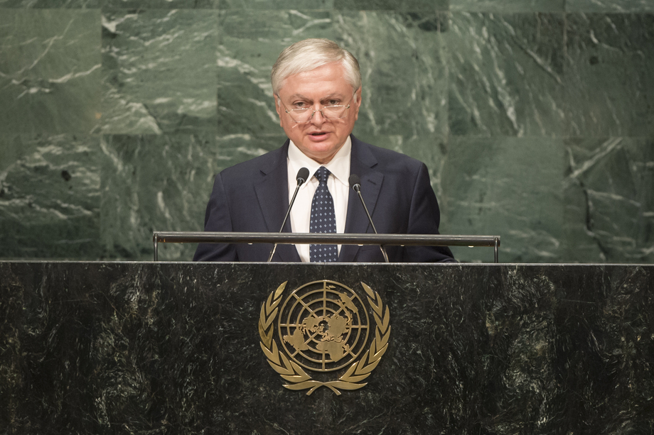 H.E. Mr.Edward Nalbandian