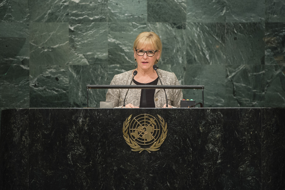 H.E. Ms. Margot Wallström