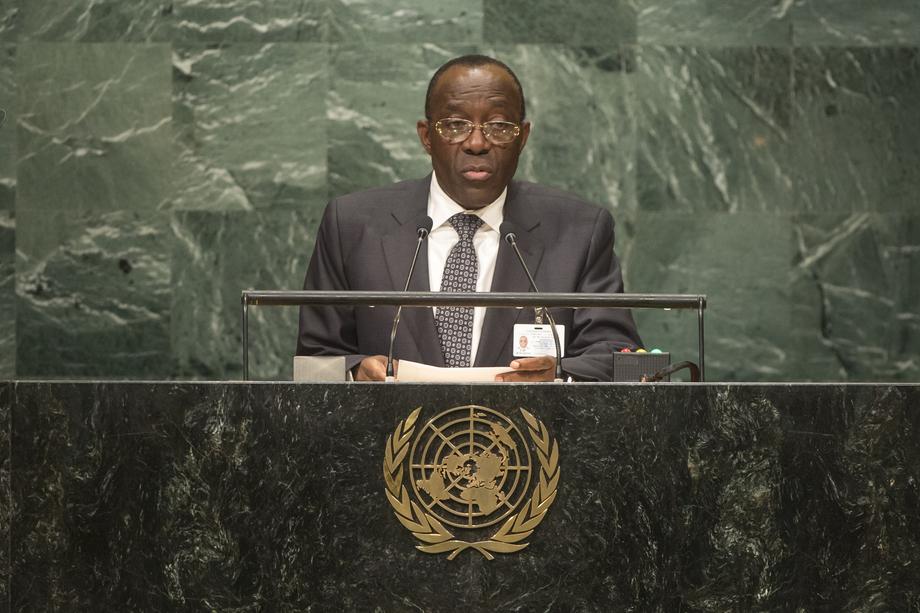 H.E. Mr.Raymond Tshibanda N'tungamulongo