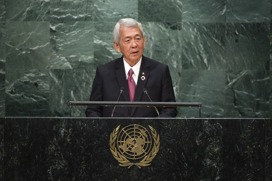 H.E. Mr.Perfecto Yasay