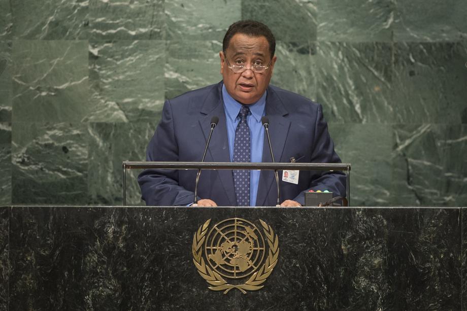 H.E. Mr.Ibrahim Ahmed Abd al-Aziz Ghandour