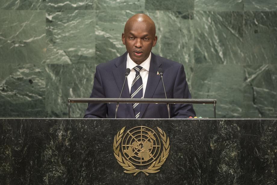S.E. M.Alain Aimé Nyamitwe