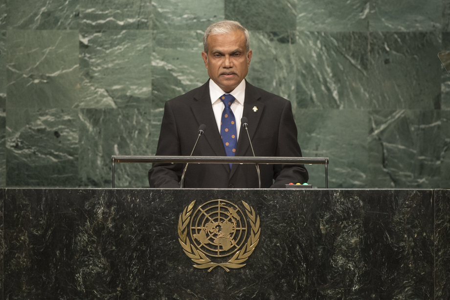 H.E. Mr.Mohamed Asim
