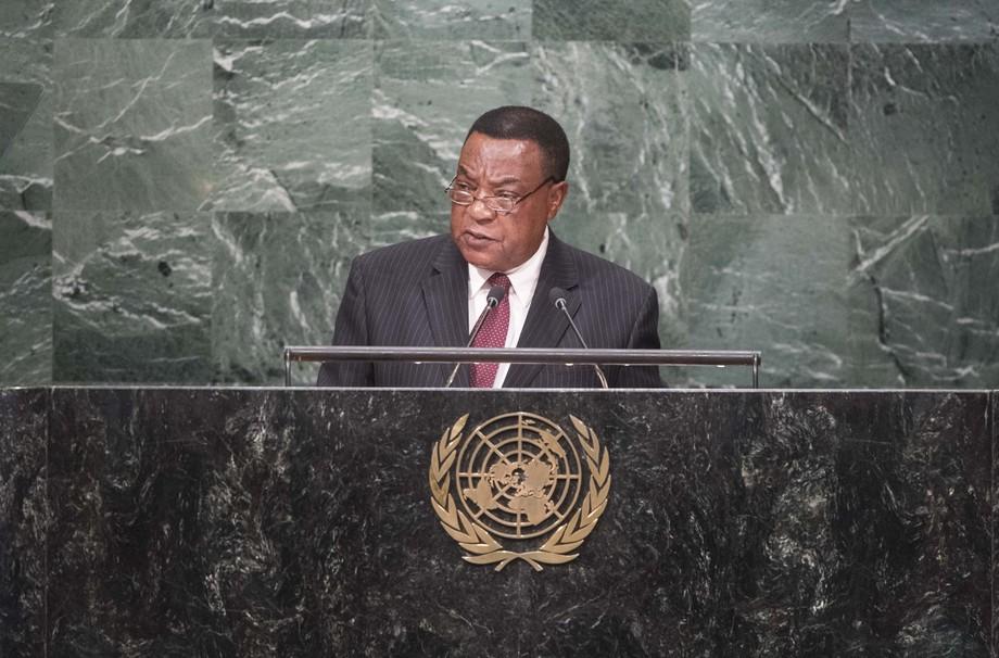H.E. Mr.Augustine Phillip Mahiga