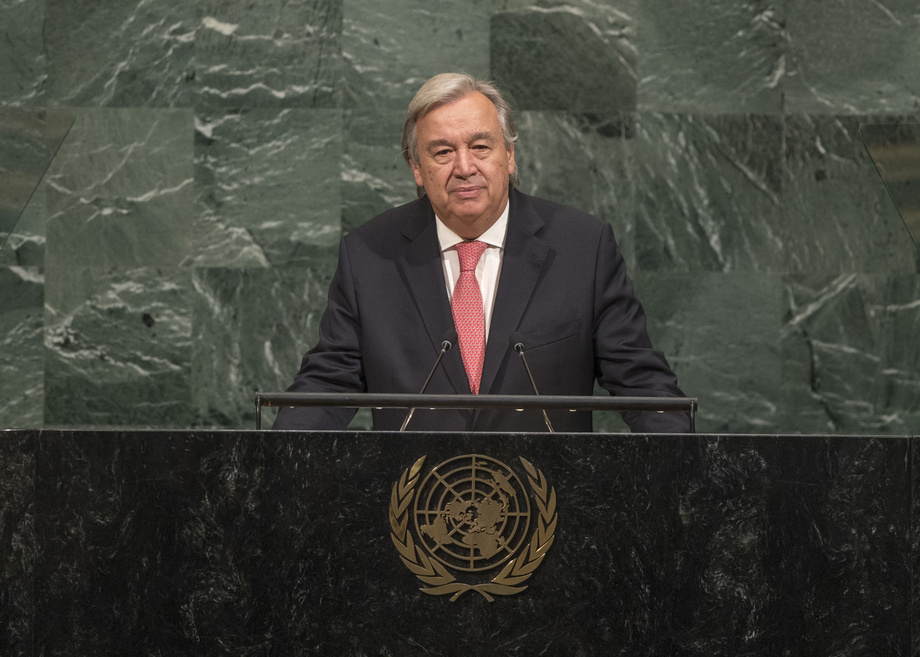 H.E. Mr.António Guterres