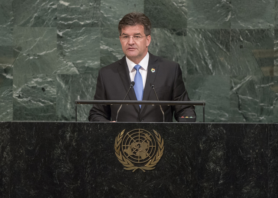 H.E. Mr.Miroslav Lajčák