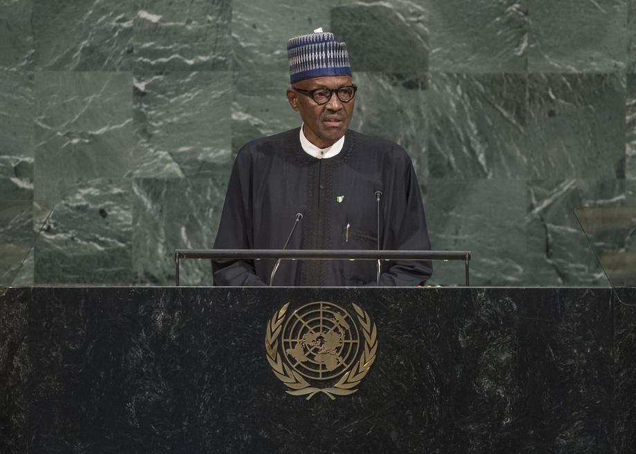 H.E. Mr.Muhammadu Buhari