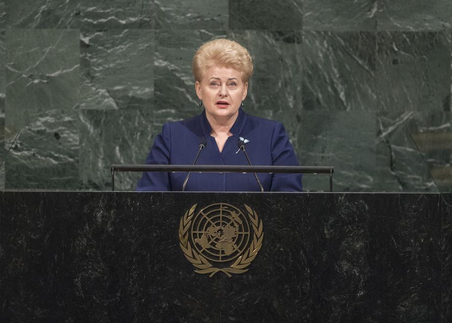 S.E. MelleDalia Grybauskaitė