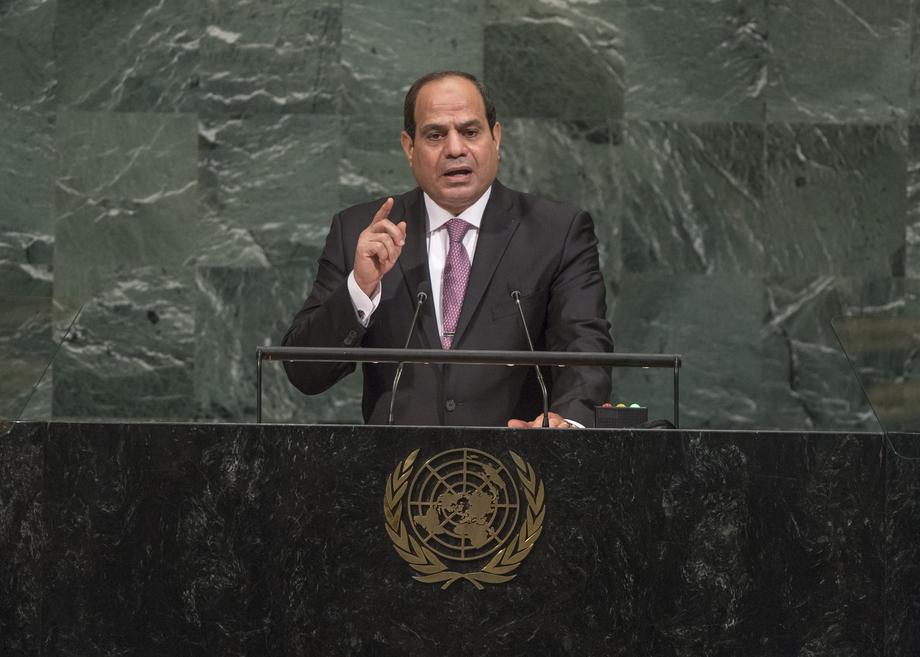 S.E. M.Abdel Fattah Al Sisi