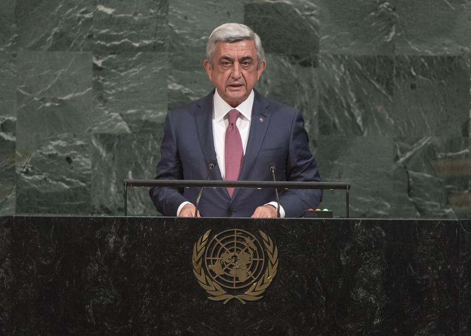 S.E. M.Serzh Sargsyan