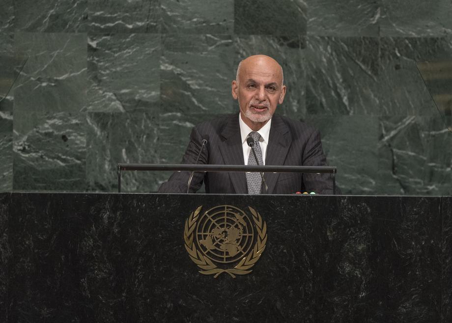H.E. Mr.Mohammad Ashraf Ghani