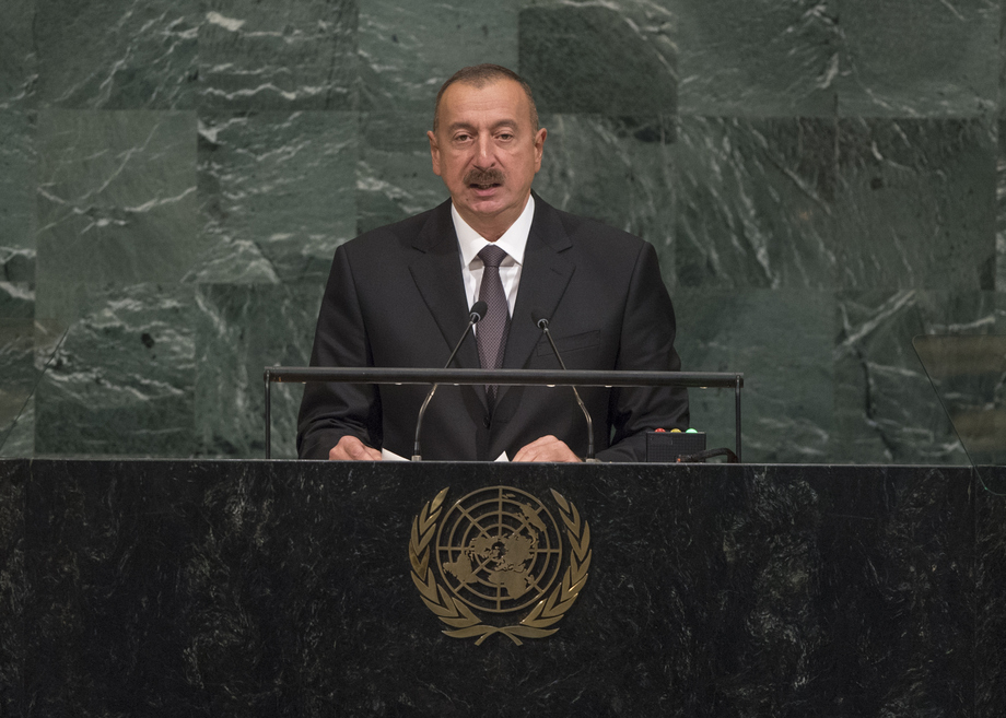 Azerbaijan General Assembly Of The United Nations