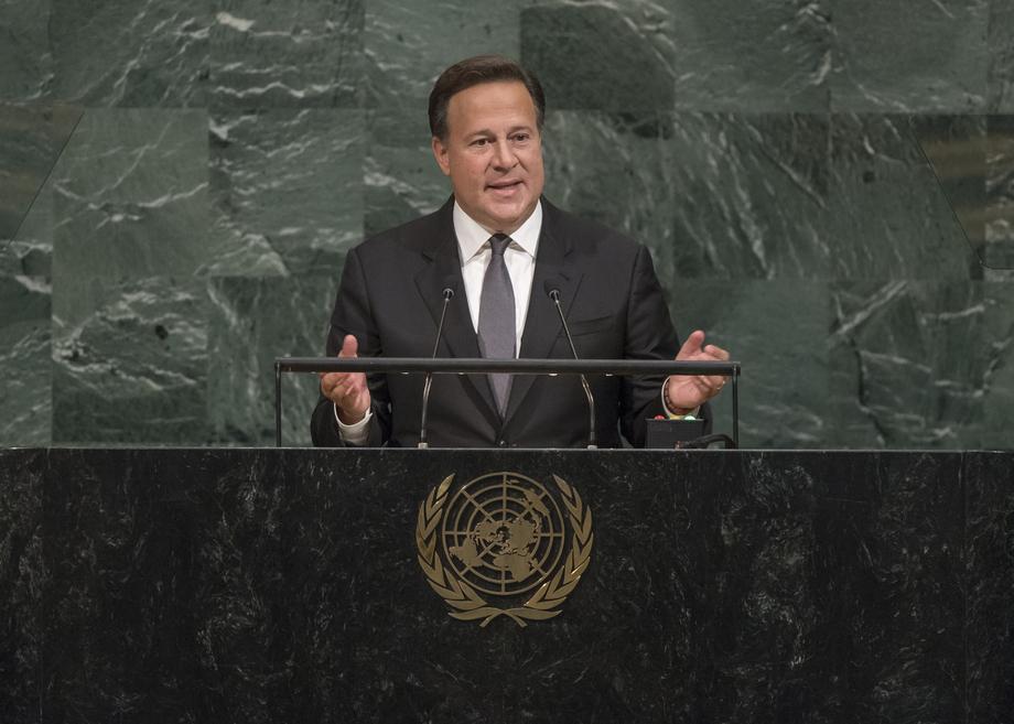 H.E. Mr.Juan Carlos Varela Rodríguez