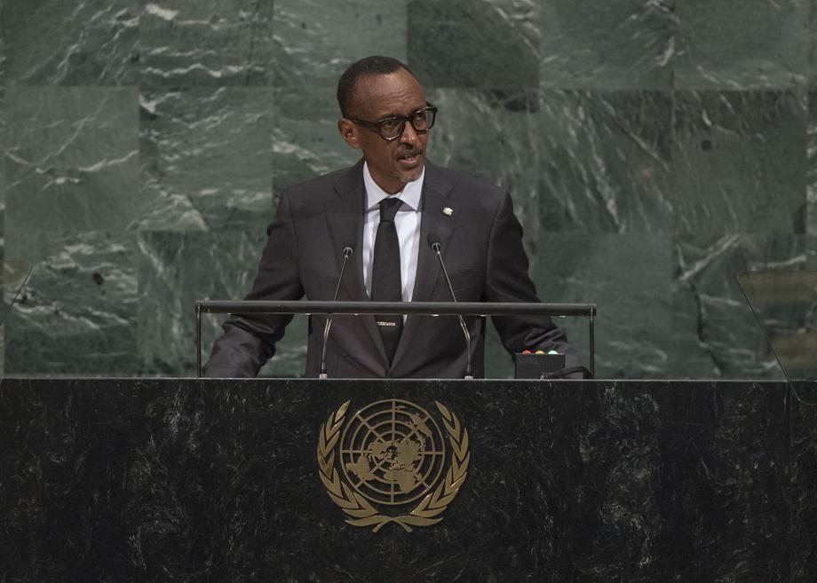 S.E. M. Paul Kagame