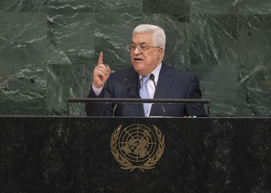 H.E. Mr.Mahmoud Abbas