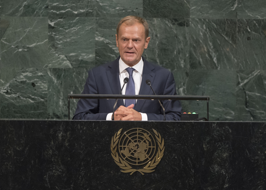 H.E. Mr.Donald Tusk