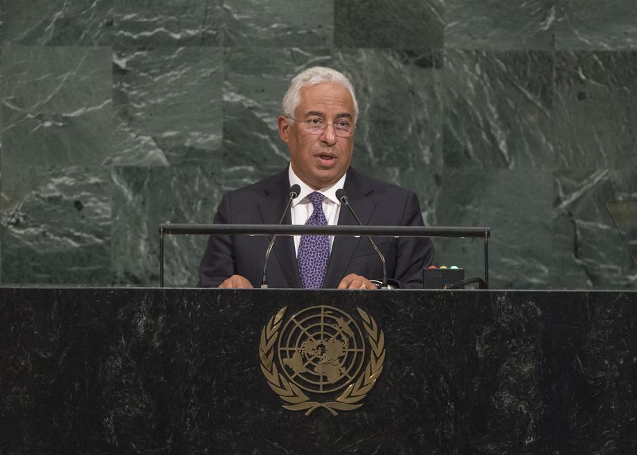 H.E. Mr.António Luís Santos da Costa