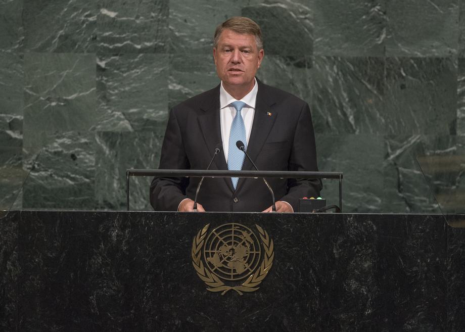 H.E. Mr.Klaus Werner Iohannis
