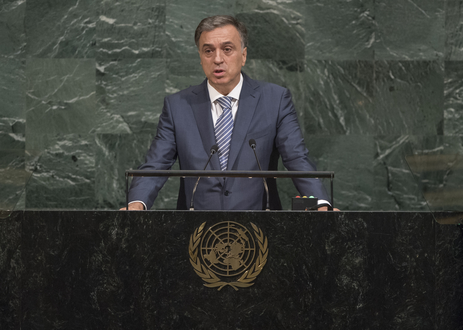 H.E. Mr.Filip Vujanović