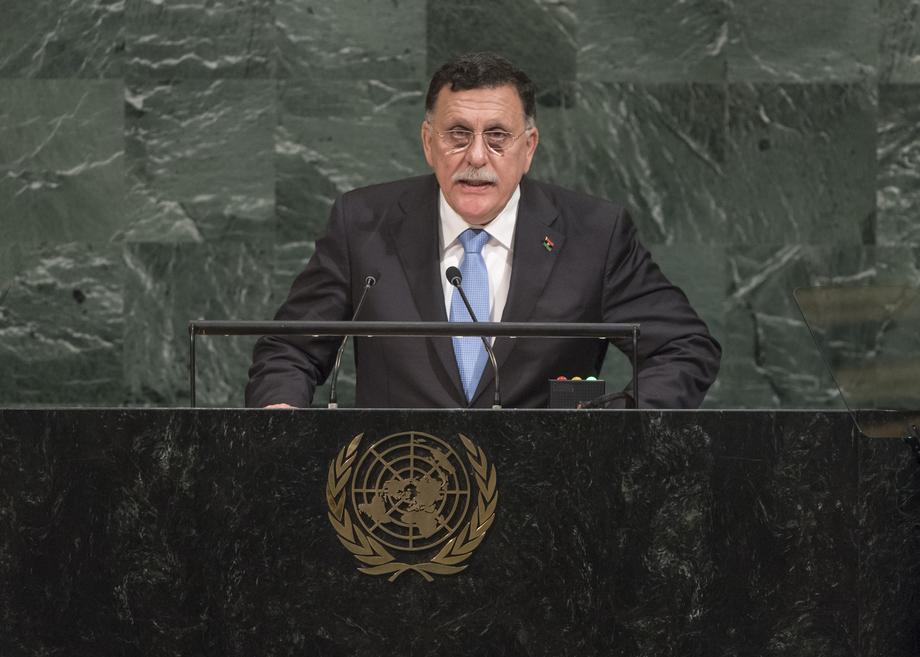 H.E. Mr.Faiez Mustafa Serraj