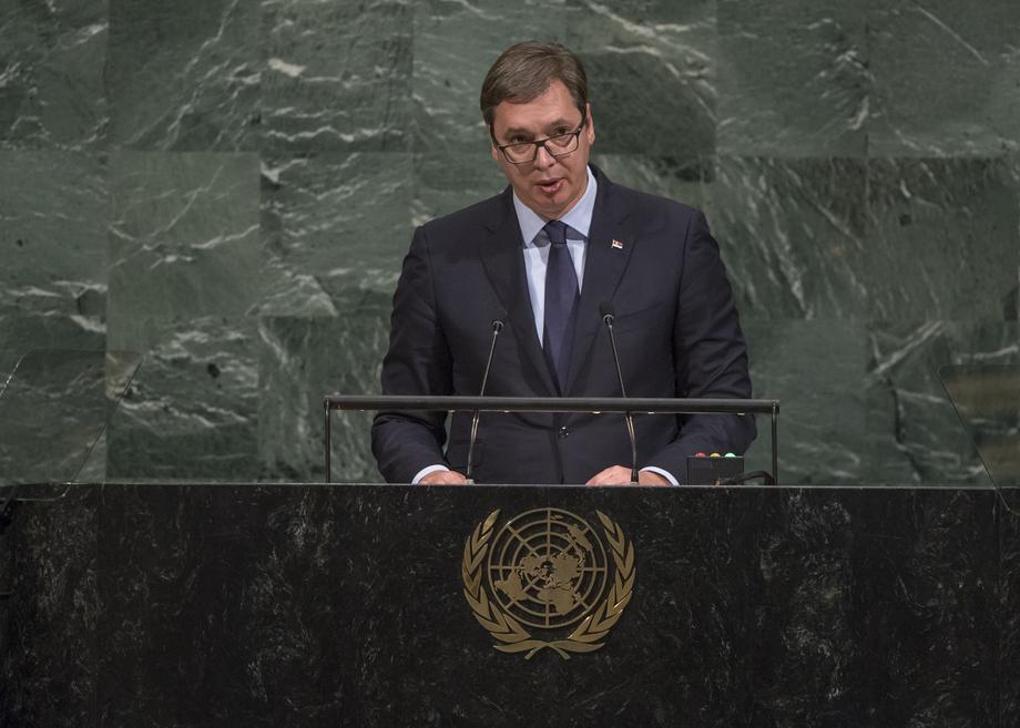 H.E. Mr.Aleksandar Vučić