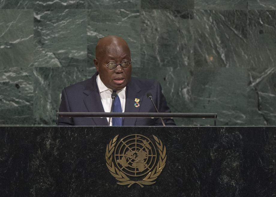 H.E. Mr.Nana Addo Dankwa Akufo-Addo