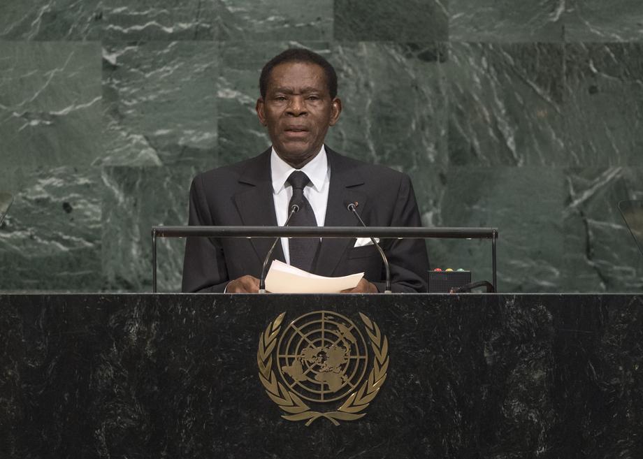 H.E. Mr.Teodoro Obiang Nguema Mbasogo