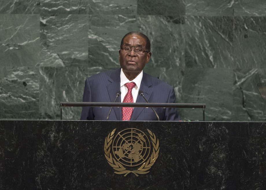 H.E. Mr.Robert Gabriel Mugabe
