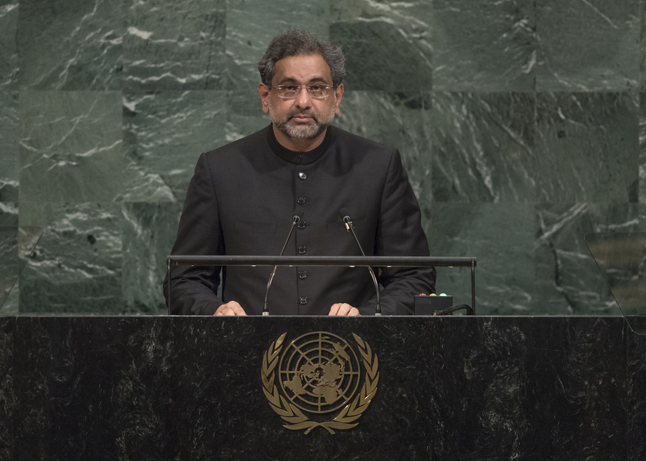 H.E. Mr.Shahid Khaqan Abbasi