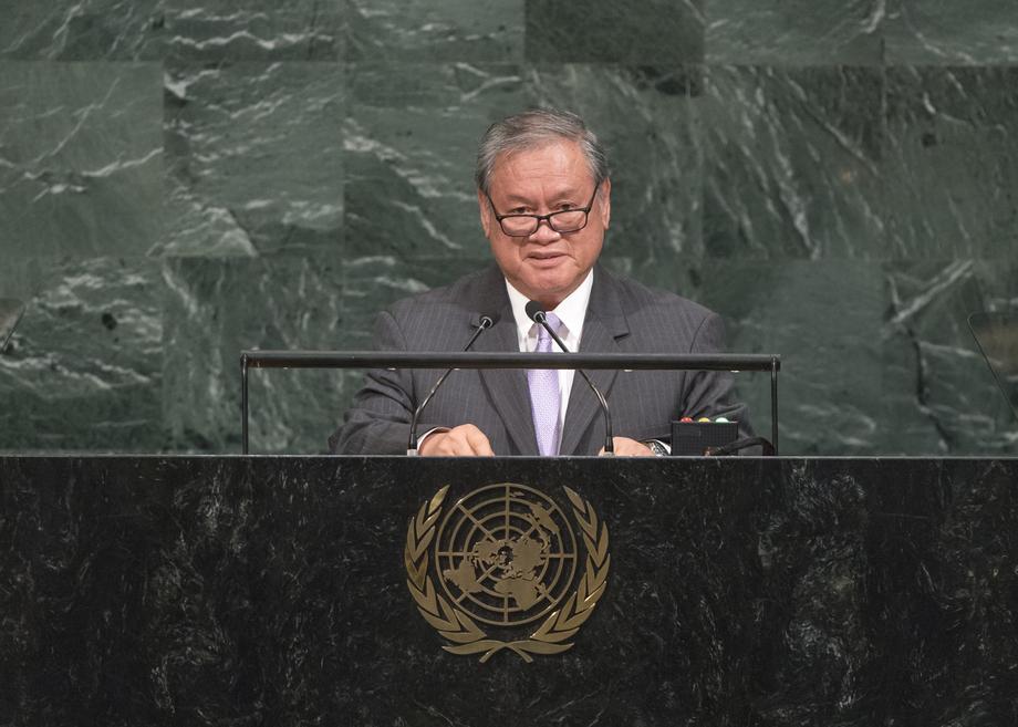 H.E. Mr.Pehin Dato Seal Setia Lira Jock Seng