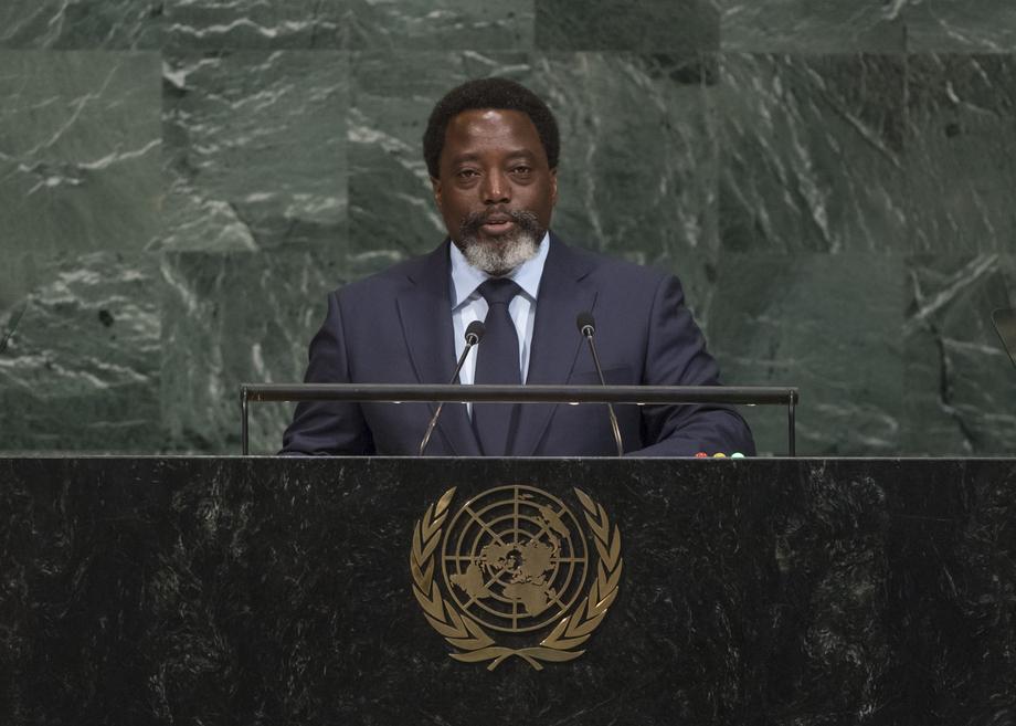 S.E. M.Joseph Kabila Kabange