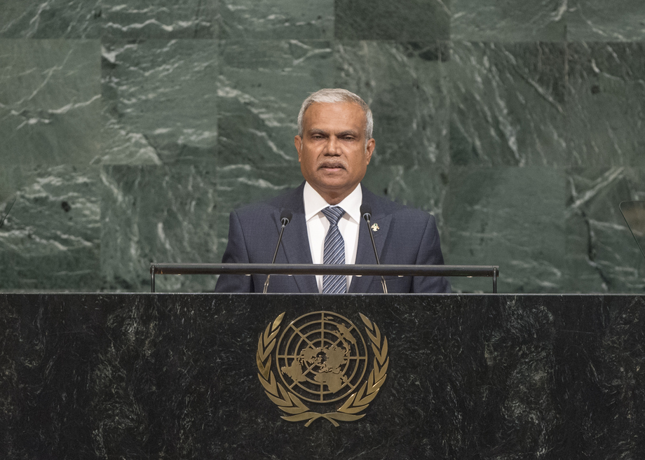 H.E. Mr.Mohamed Asim