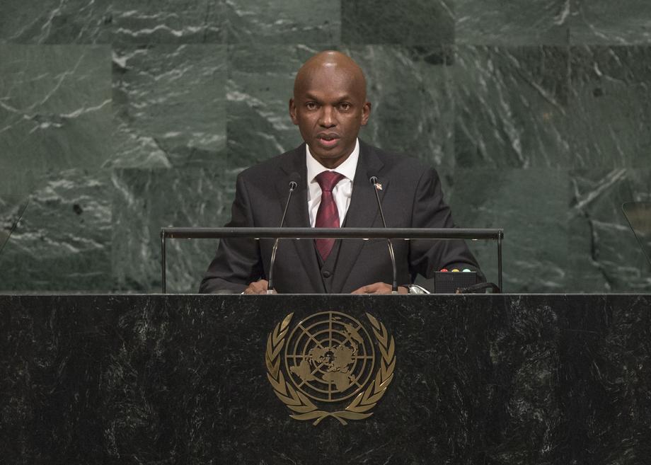 H.E. Mr.Alain Aimé Nyamitwe