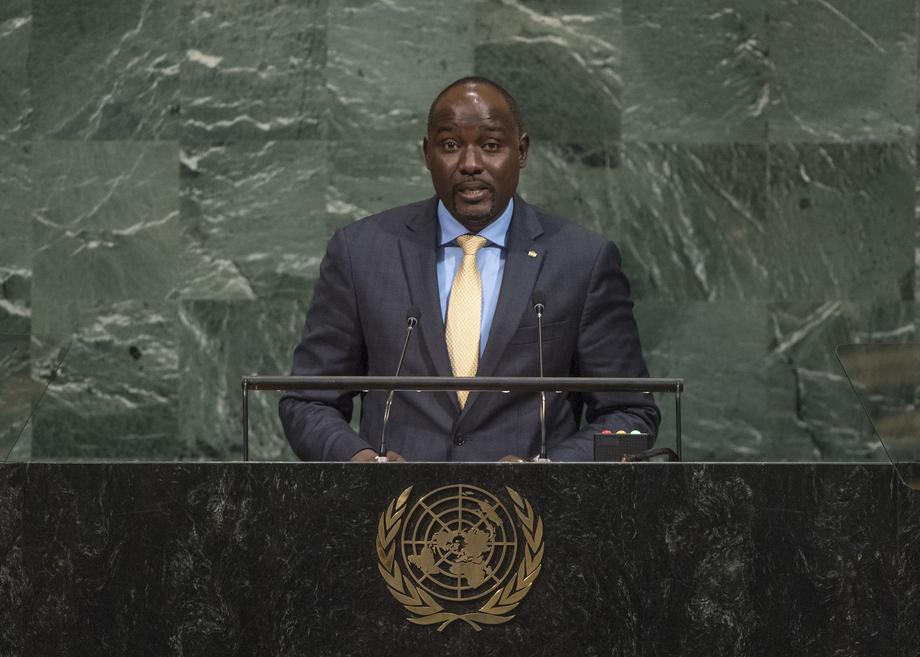 S.E. M.Ibrahim Yacoubou