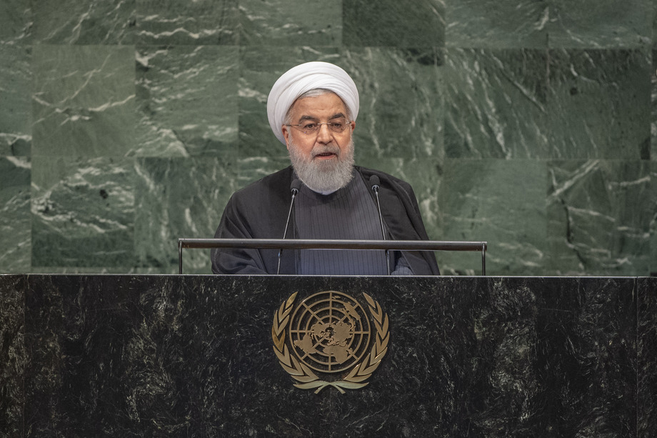 H.E. Mr.Hassan Rouhani