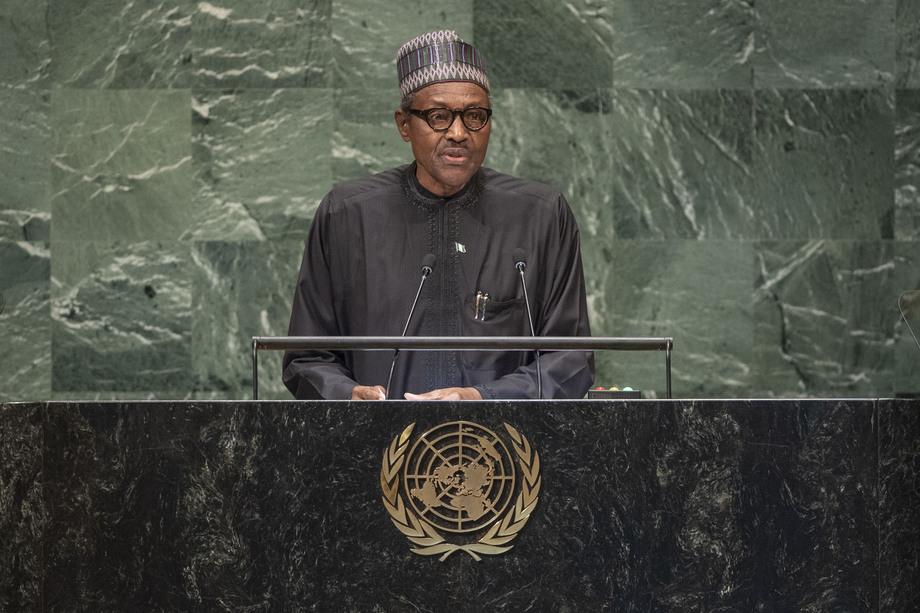 S.E. M.Muhammadu Buhari
