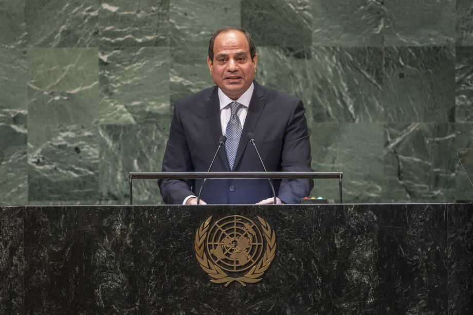 H.E. Mr.Abdel Fattah al-Sisi