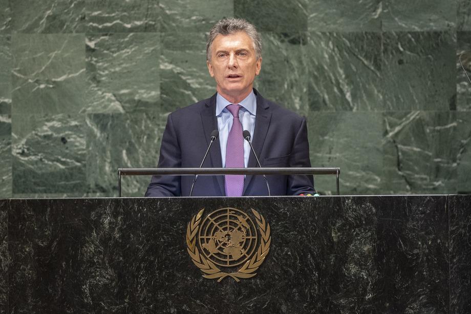 H.E. Mr.Mauricio Macri