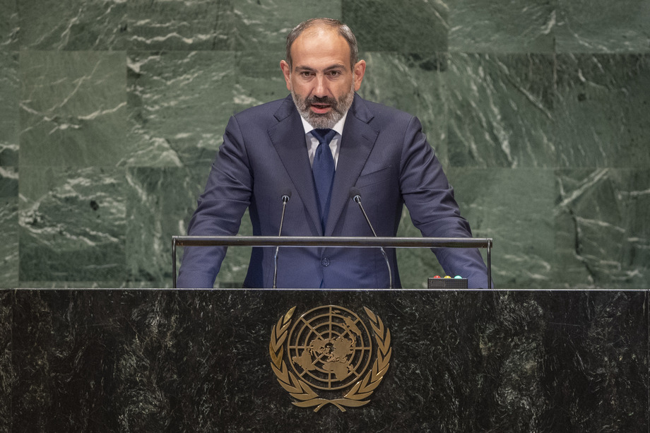 H.E. Mr.Nikol Pashinyan