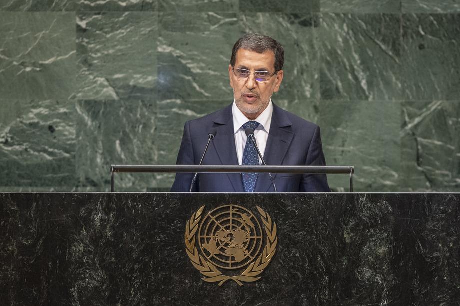 S.E. M.Saad-Eddine El Othmani