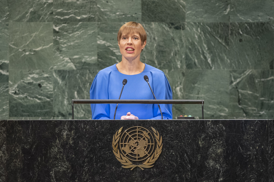 Estonia | General Assembly of the United Nations