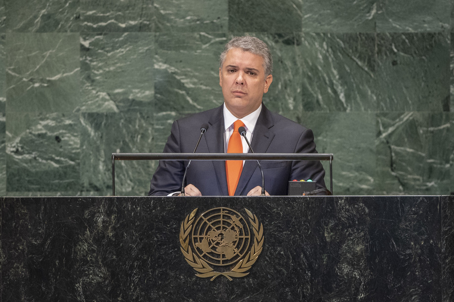 H.E. Mr.Iván Duque Márquez