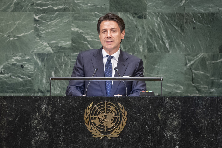 Italy | General Assembly of the United Nations